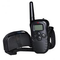 Wholesale 300 Meters Remote Pet Training Collar With LCD Display For 2 Dogs Training from china suppliers