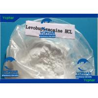 Wholesale Levobupivacaine Hydrochloride rINN 27262-48-2 Liposuction Local Anaesthetic Drugs from china suppliers