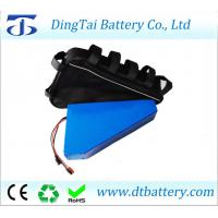Wholesale Triangle battery pack 52V 20Ah for mountain bike/Fat bike/SORDOR ebike with triangle bag from china suppliers