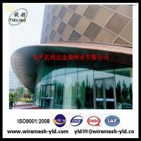 Wholesale Aluminum Ornamental Decorative expanded metal for wall facade from china suppliers