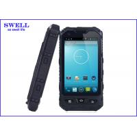 Wholesale Yellow Black Rugged IP68 android5.0 Smart Phones Shockproof , Dustproof from china suppliers