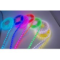 Wholesale Outdoor IP65 Waterproof RGB 60leds Per Meter SMD5050 Led Strip Tape from china suppliers