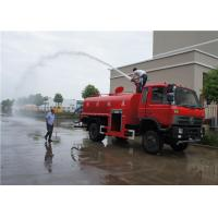 Wholesale Forest Fire Emergency Truck 10 Tons Fire Fighting Truck , China 6 Wheeler Foam Fire Truck from china suppliers