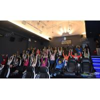 Wholesale Amazing 5D Interactive Theater Mini Cabin Cinema Luxury Seats / 5D Cinema Equipment from china suppliers