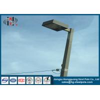 Wholesale Anti Corrosive High Mast Steel Street Lighting Pole for Square / stadium from china suppliers