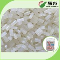 Wholesale EVA White Hot Melt Adhesive Pellets Semi Transparent For Carton Sealing from china suppliers