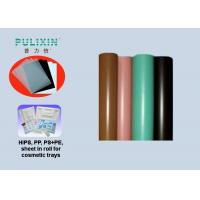 Wholesale Transparent Composite PE Polystyrene Plastic Sheet Roll For Thermoforming Package from china suppliers