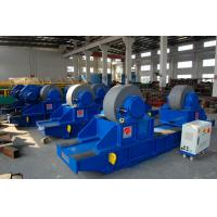 Wholesale 400T Heavy Loading Bolt Pipe Rotators For Welding , Lubrication System from china suppliers