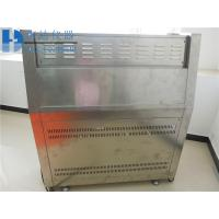 Wholesale Accelerated UV Aging Test Chamber With Automatically Control , ASTM D4587 from china suppliers