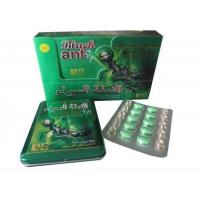 Wholesale Black Ant Male Enlargement Pills Herbs Enlargment Capsules Fast Acting Maximum Strength from china suppliers