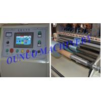 Wholesale auto High Precision Slitting and rewinding Machine for Plastic / paper roll from china suppliers