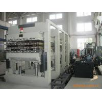 Wholesale Automatic 2 + 2 Layer Press PU Panel Forming Line Hydraulic Control System from china suppliers