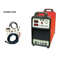 Wholesale Inverter DC Air Plasma Cutting Machine 100A With 2T / 4T Control  High Duty Cycle for Industry from china suppliers