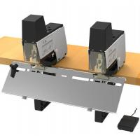 Wholesale Heavy Duty Electric Booklet Stapler With 0-100 Mm Throat Depth ISO9001 from china suppliers