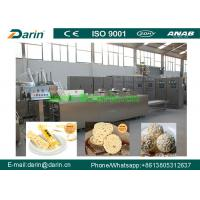 Wholesale Peanut brittle Cereal Bar Forming And Cutting Machine Controlled by Siemens PLC from china suppliers