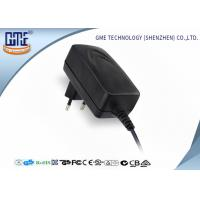 Wholesale 100-240V 50Hz / 60Hz 12V 1.25A 12v Power Adapter Wall Mount With EMC / ROHS from china suppliers