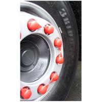 Quality 32mm Short Cap Type Loose Wheel Indicator Wheel Check Indicator With Dust Cap for sale