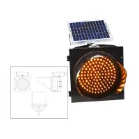 Buy cheap ABS Shell Solar Powered Traffic Signals Safety Warning Signs CE ROHS Certificated from wholesalers