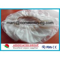 Wholesale White Microwaveable Comfort Shampoo Cap Rinse Free With Pe Film Lamination from china suppliers