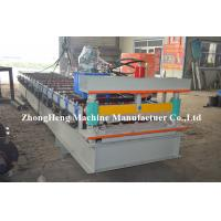 Wholesale Customized Corrugated Roll Forming Roofing Machine For Wall Panel Maker 50Hz from china suppliers