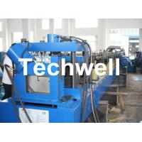 Wholesale Single Side Auto Adjustable C Purlin Cold Roll Forming Machine TW-C300 from china suppliers