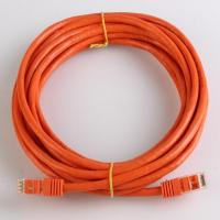Wholesale RJ45 cat6 patch cable UTP CAT5E Patch Cable for ethernet network from china suppliers