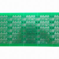 Wholesale 4-layered Printed Circuit Board with 1.6mm Thickness, Made of FR4, HASL Surface Processing from china suppliers