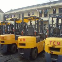 China Good quality used small forklifts for sale / second hand TCM 3T forklift for sale on sale