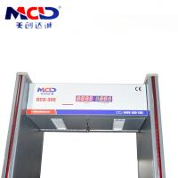 Wholesale Super Scanner Walkthrough Gate for School / Office Security Check from china suppliers