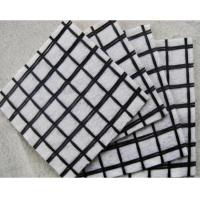 Wholesale Non - Woven Geosynthetic Materials Compound With Plastic / PP Biaxial Geogrid from china suppliers