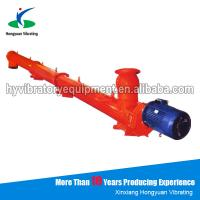Wholesale Coal spiral screw conveyor price from china suppliers