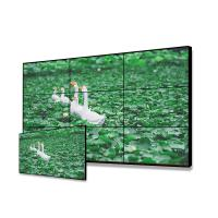 Quality Large Size DID Seamless LCD Display , 1.8mm Bezel Video Wall 3x3 for sale