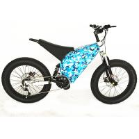 "Wholesale BBSHD 48v 1000w electric enduro bike fat tire 24"" x 4.0 tire from china suppliers"