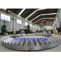 Wholesale Large Forged Steel Spiral Bevel Gear For Oil , Gas Industrial Metal Bevel Gear from china suppliers