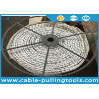Wholesale High Strength Fiber Optic Cable Tools Polyester PP Double Braided Rope For Pulling OPGW from china suppliers