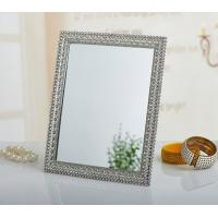 Wholesale Departmental stores mirror glass panel , 1.3mm-9mm frameless wall mirror glass from china suppliers