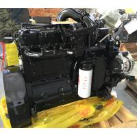 Wholesale Cement Tank 8.9L L Series Diesel Engine Motor  , Cummins Truck Engines from china suppliers