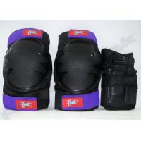Wholesale Durable Ventilated Roller Skate Protective Gear Knee Pad Wrist Guard Good Protection from china suppliers
