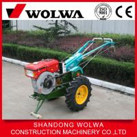 Wholesale small tractor two wheel walking type farm usage from china suppliers