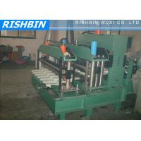 Wholesale Manually, Automatically Color Steel Tile Roll Forming Machine with Post Cutting from china suppliers