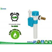 Wholesale Side float valve with delay fill option , help to stablize flush volume from china suppliers