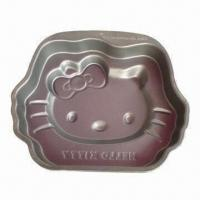 Wholesale Hello Kitty Baking Form, Made of 0.5mm Carbon Steel, LFGB Standard from china suppliers