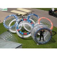 Wholesale Aqua Land Printing Body Zorbing Balls TPU Or PVC 2.0-3.0 Meters from china suppliers