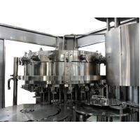 Wholesale Isobaric Filling Carbonated Drink Filling Line Rinser Filler Capper Machine from china suppliers