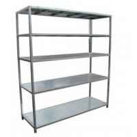 Wholesale Commercial Kitchen five Tier Detachable Assembly Stainless Steel Shelving Units from china suppliers