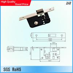 Wholesale OEM lock case for aluminium door from china suppliers