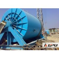 Wholesale Durable Powder Ceramic Wet Ball Mill Machine , Industrial Ball Mills from china suppliers