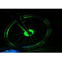 Wholesale Electric Led Bike Wheel Lights Cycling Hubs Warning Bicycle Wheel Lights Spoke Lights from china suppliers