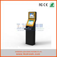 Wholesale Utility Bill Payment Self Service Kiosk 1.5mm Or 3.0mm Or Upon Clients Thickness from china suppliers