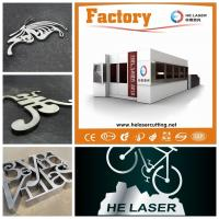 Wholesale Highly Speed Fiber Laser Cutting Machine For Stainless / Carbon Steel 500W from china suppliers
